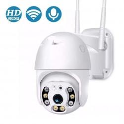 Camera WiFi dôme extérieure - suivi mouvement -