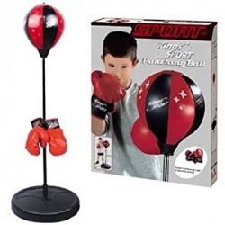 king sport punching ball