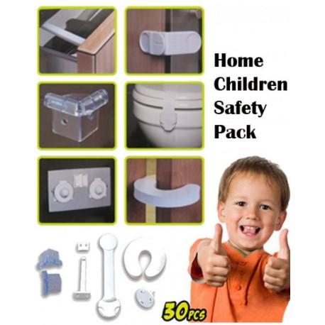 30 pcs kit pour la sécurité à domicile