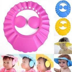 Chapeau douche bébé - Rose