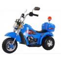 Moto électrique - Musique - lumière - 1 à 5 Ans - Bleu
