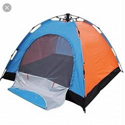 Tente automatique pour plage et camping - 4 places - 200*200*145cm