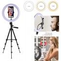 Ring Led light pour Selfie-Maquillage- Vidéo- Diffusionen en Direct- Youtubers- Appareil Photo