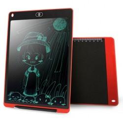 Tablette de dessin d'écriture créative 8.5 pouces - Rouge
