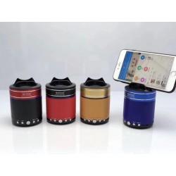 PARTAGEZ CE PRODUIT   Haut Parleur Bluetooth - Support Flash disque & Carte SD