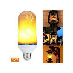 Ampoule - LED - Feu Flamme