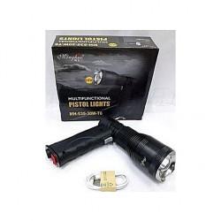 Led light Multifunction Pistol Lights - 2 Km